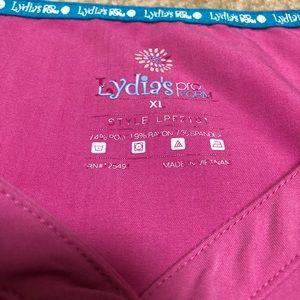 GUC Size XL Lydia's Scrub top